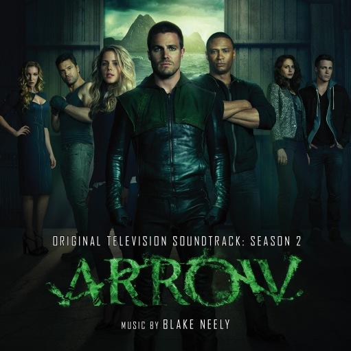 Arrow: Season 2 Soundtrack Cover