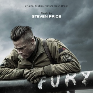 Fury Soundtrack Cover