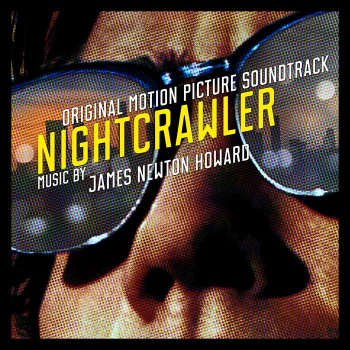Nightcrawler Soundtrack Cover