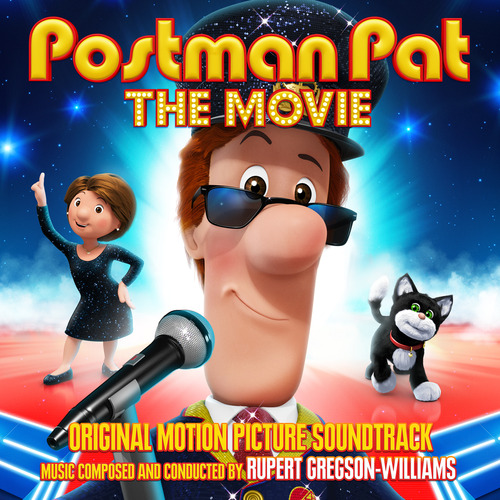Postman Pat: The Movie Soundtrack Cover