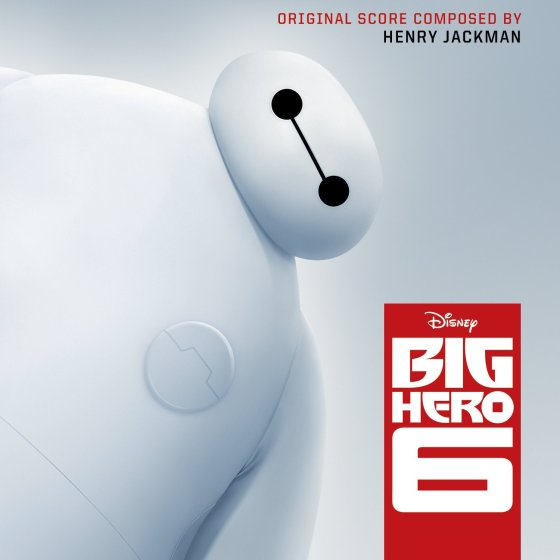 Big Hero 6 Soundtrack Cover