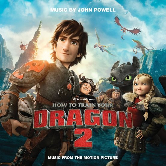 How to Train Your Dragon 2 Soundtrack Cover