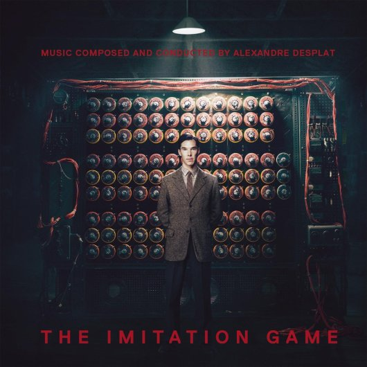 The Imitation Game Soundtrack Cover