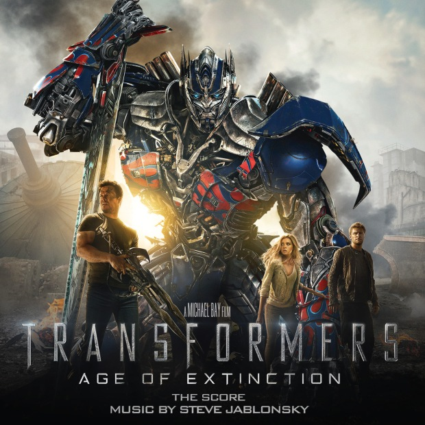 Transformers: Age of Extinction Soundtrack Cover