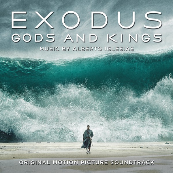 Exodus: Gods and Kings Soundtrack Cover