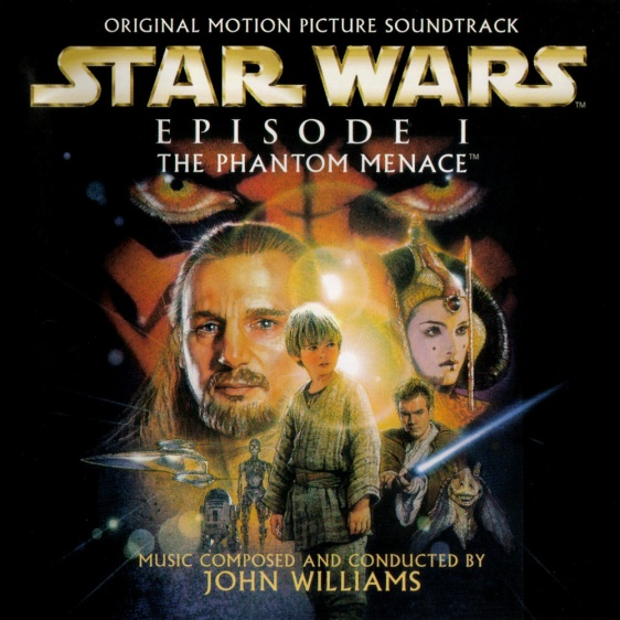 Star Wars Episode I: The Phantom Menace Soundtrack Cover