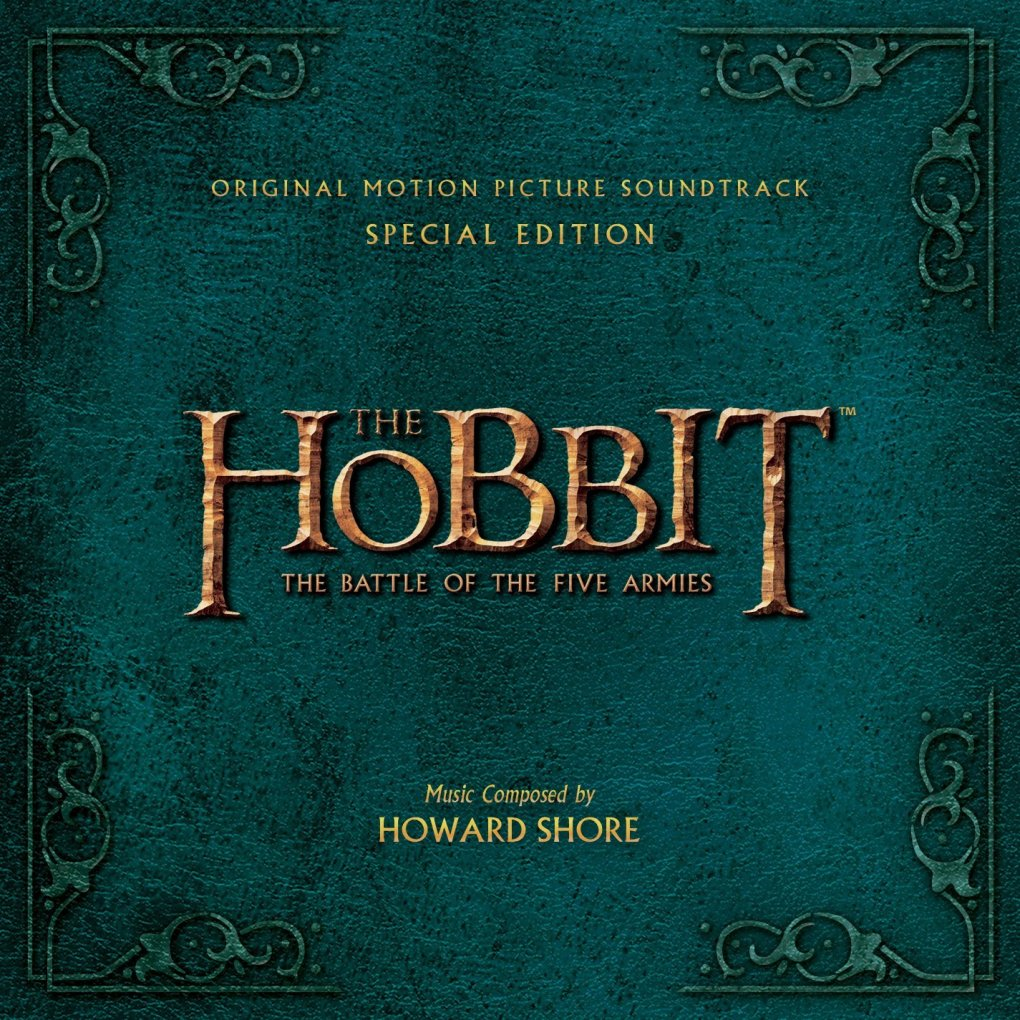 The Hobbit: The Battle of the Five Armies Soundtrack Cover (Special Edition)