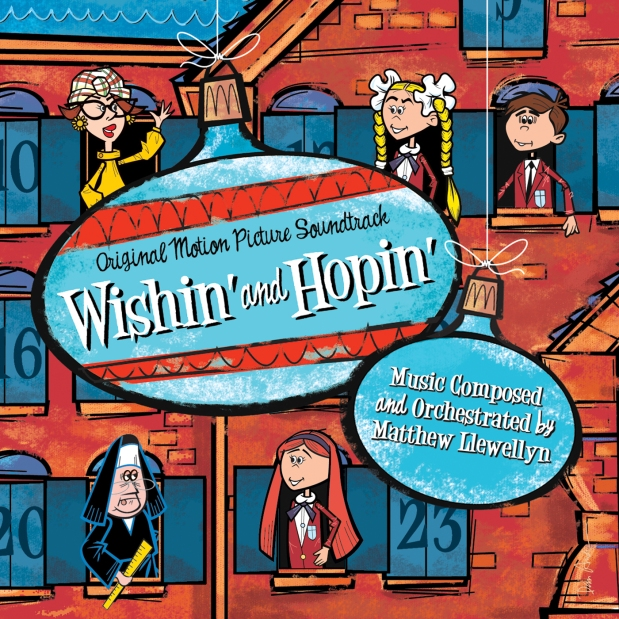 Wishin' and Hopin' Soundtrack Cover