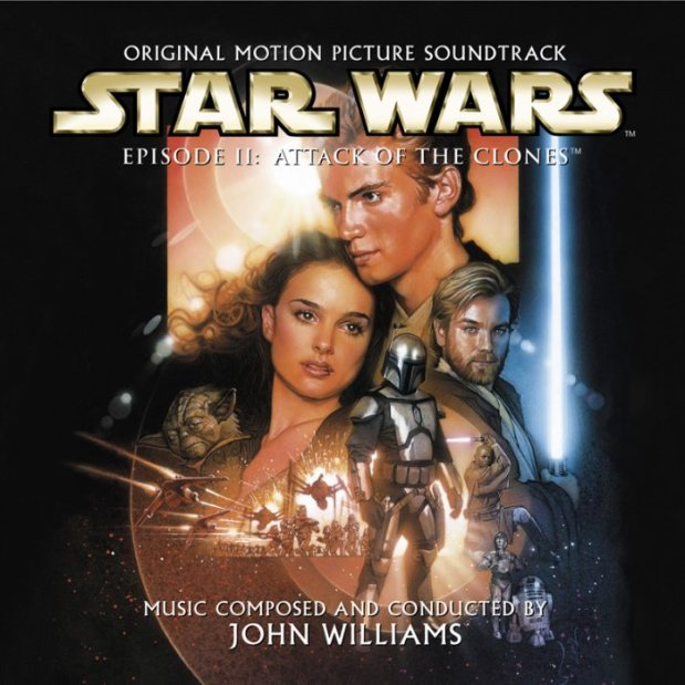 Star Wars Episode II: Attack of the Clones Soundtrack
