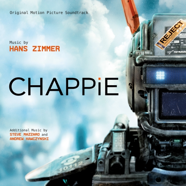 Chappie Soundtrack Cover