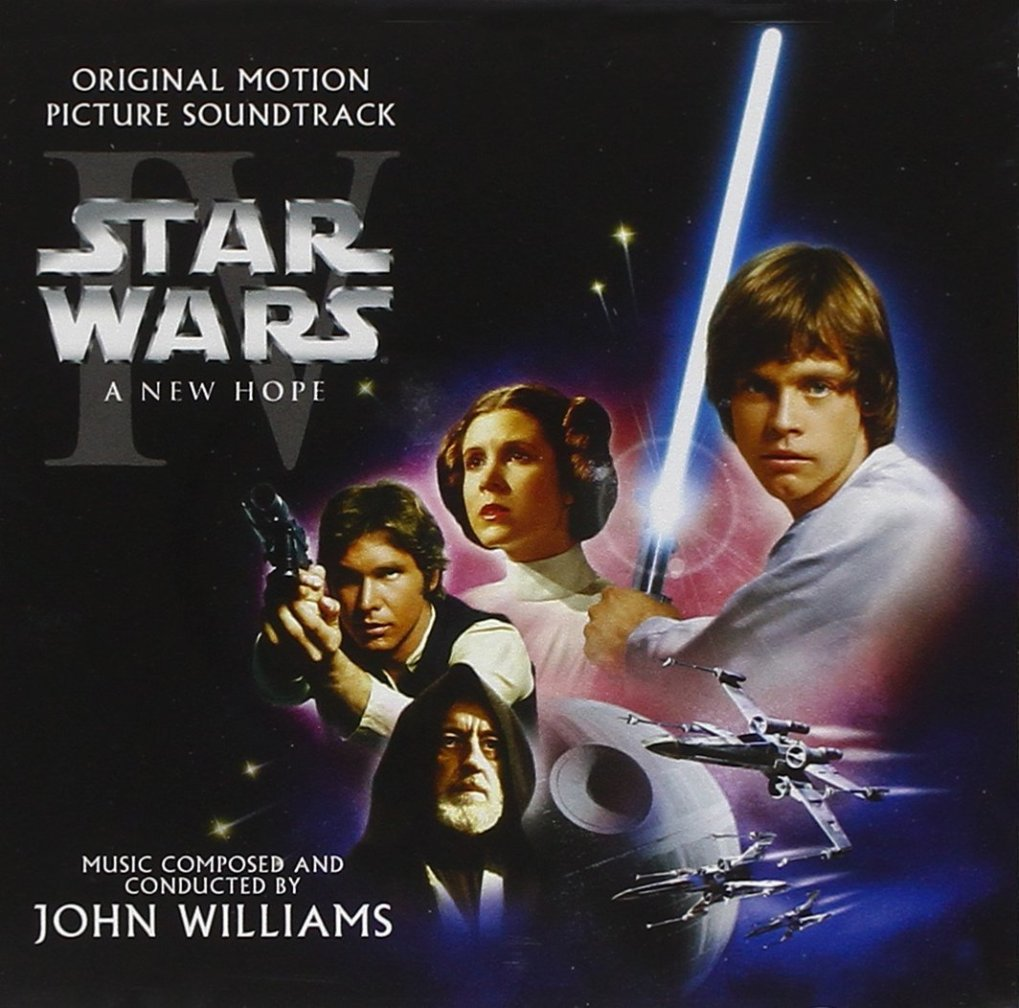 Star Wars Episode IV: A New Hope Soundtrack Cover