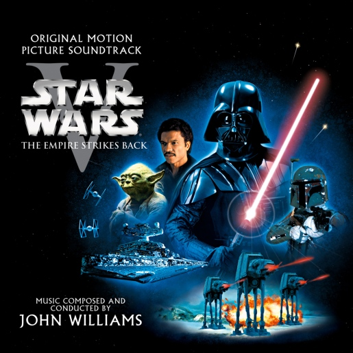 Star Wars Episode V: The Empire Strikes Back Soundtrack Cover